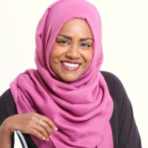 GBBO Winner Nadiya Hussain is now at AKA
